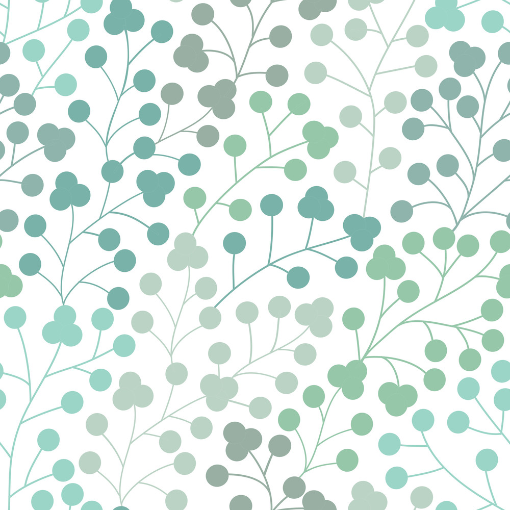 Seamless Pattern With Leaf. Seamless Texture Can Be Used For Wallpaper