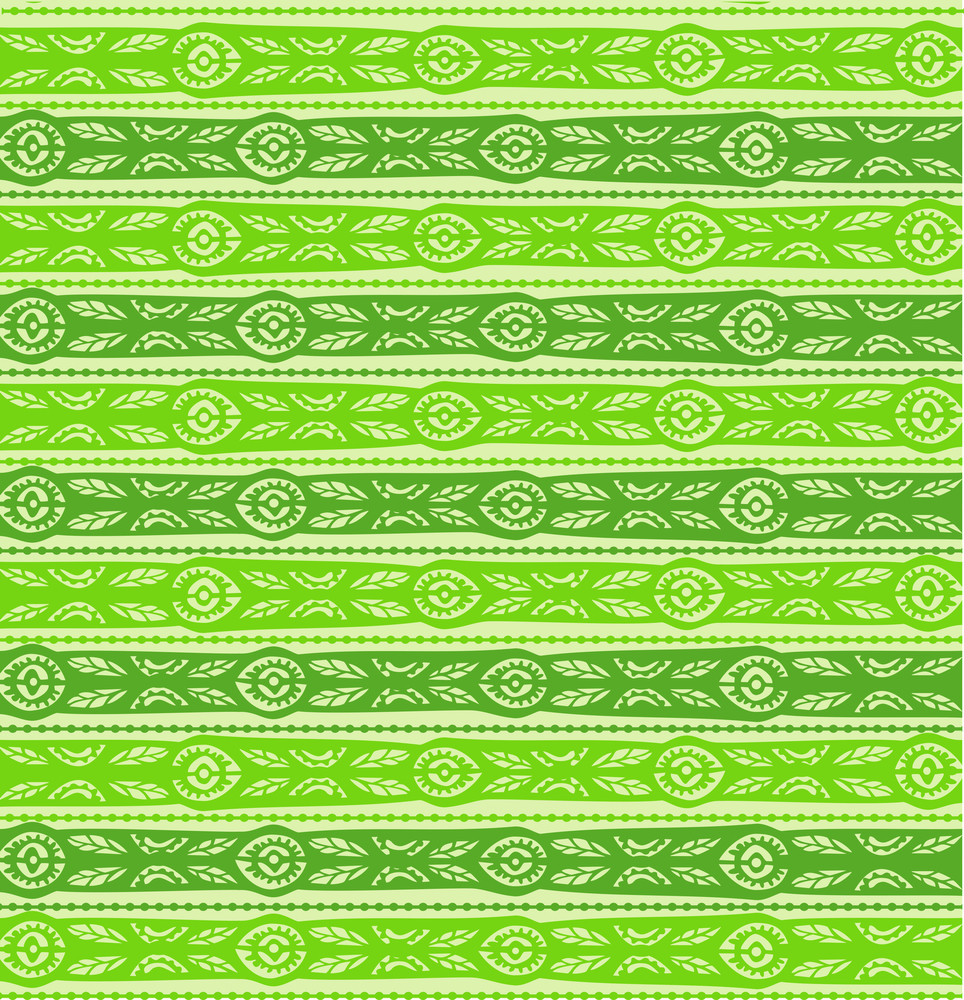 Seamless Pattern With Stripes.