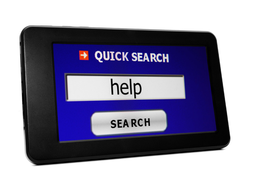Search For Help Online