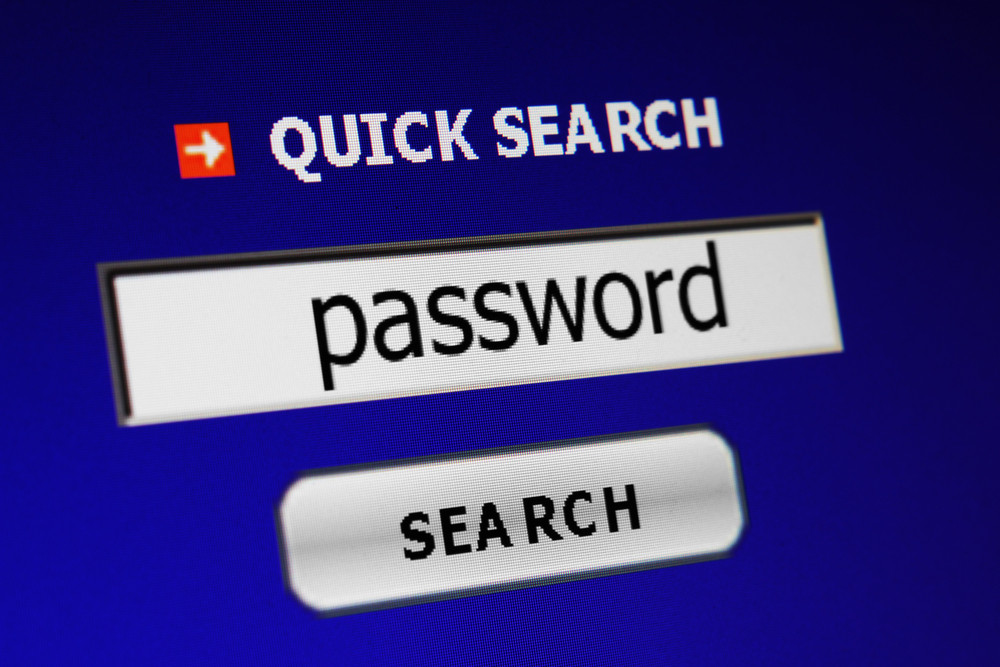 Search For Password
