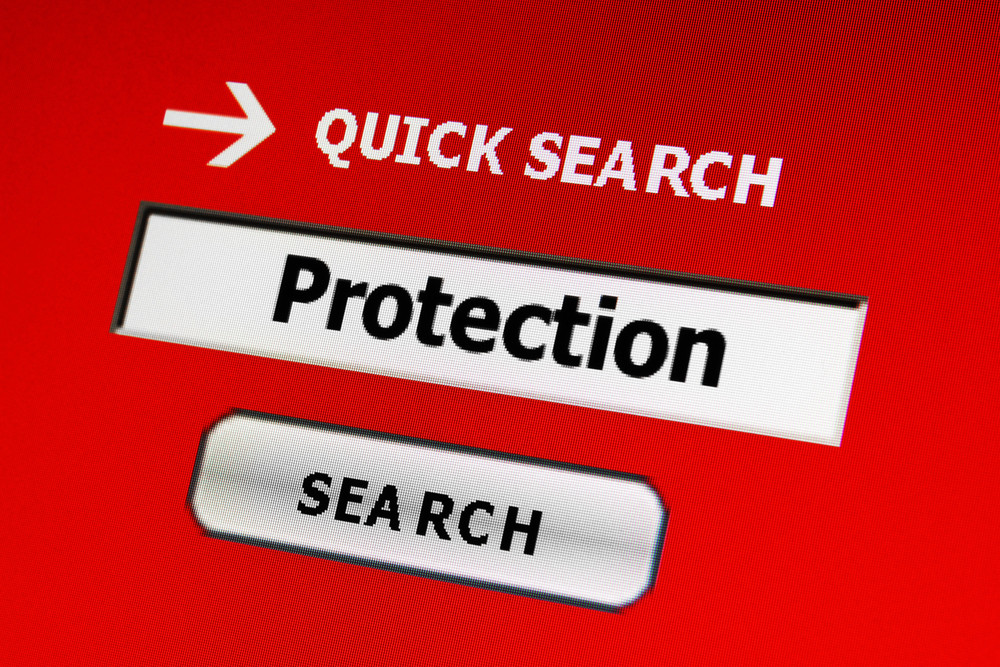 Search For Protection
