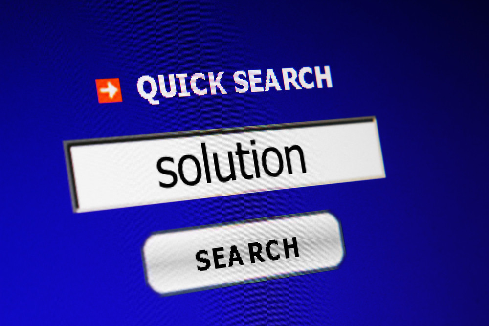 Search For Solution
