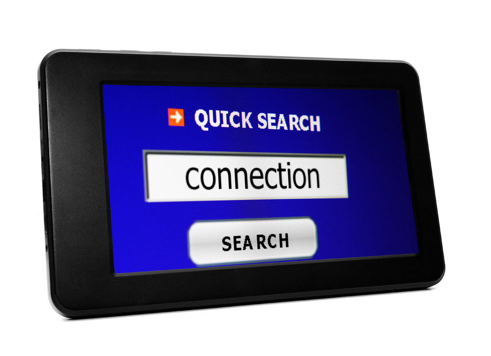 Search For Web Connection