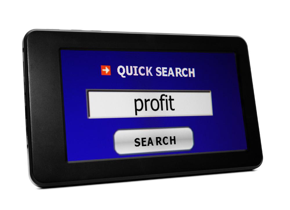 Search For Web Profit