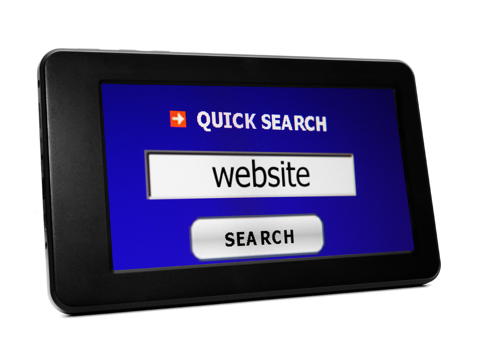 Search For Website