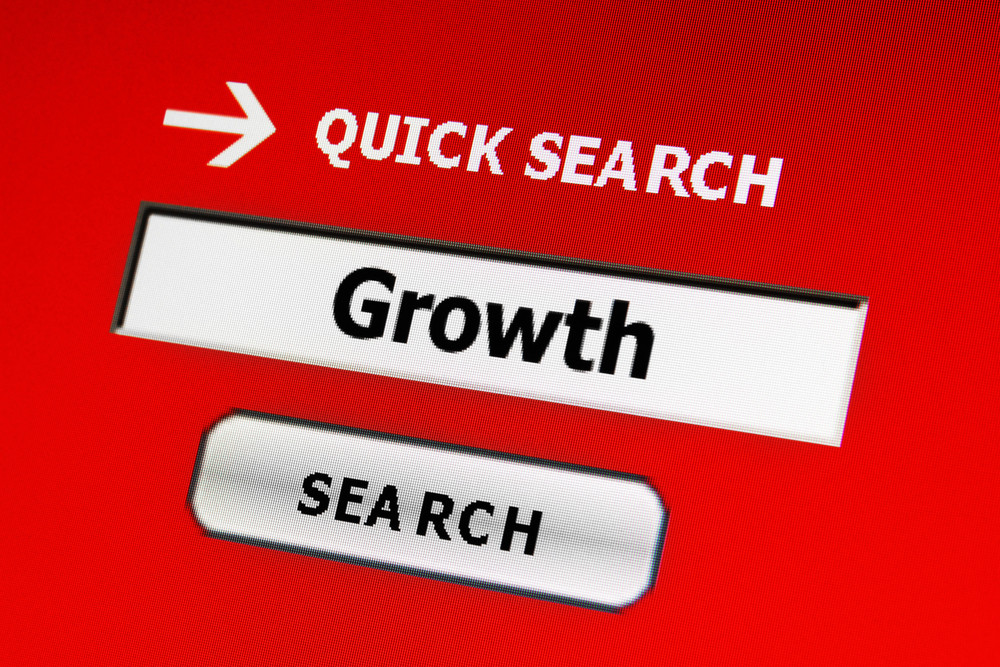 Search Growth Concept