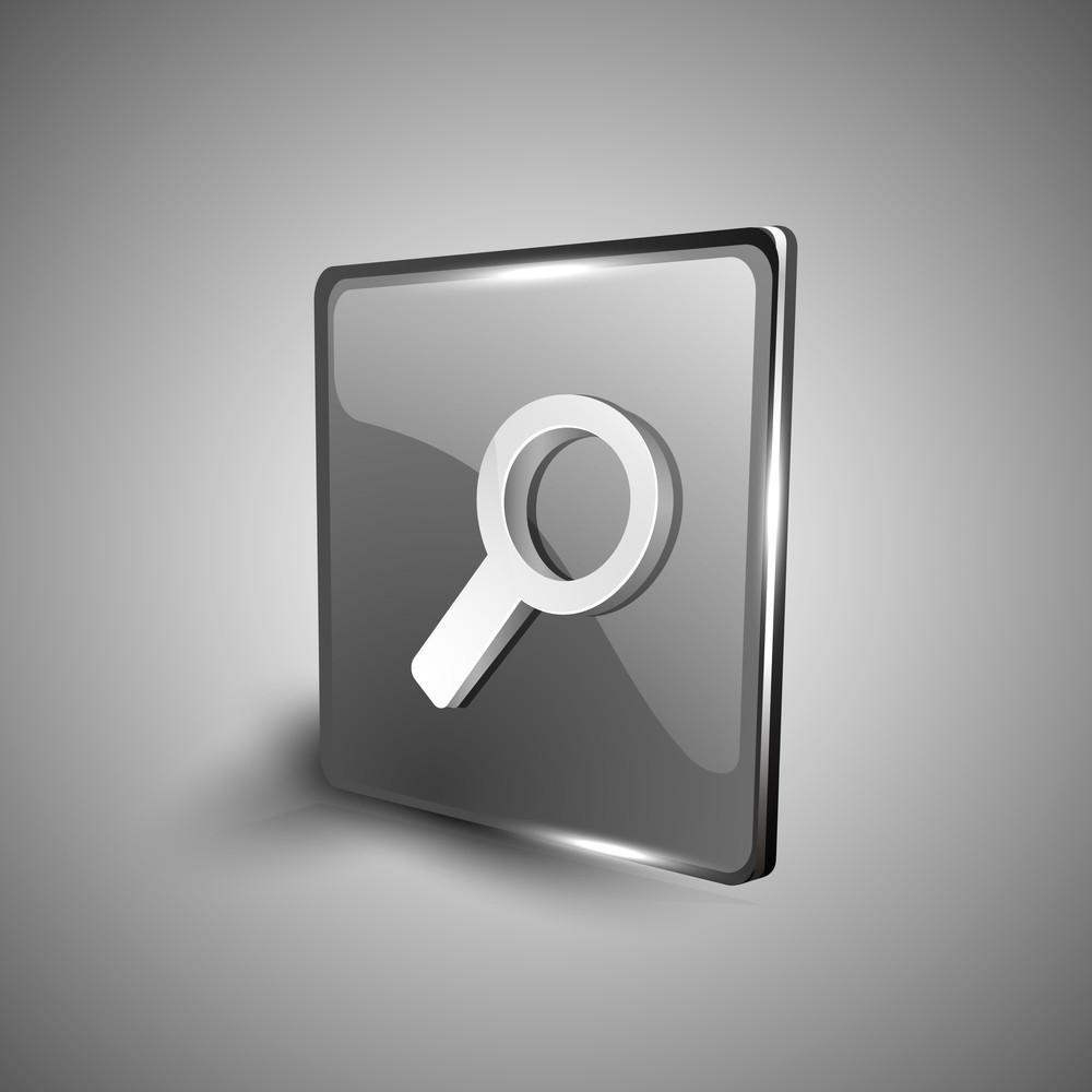 Search Symbol Icon Set.