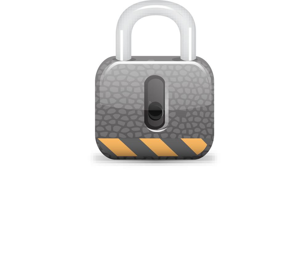 Secure Padlock Lite Plus Icon