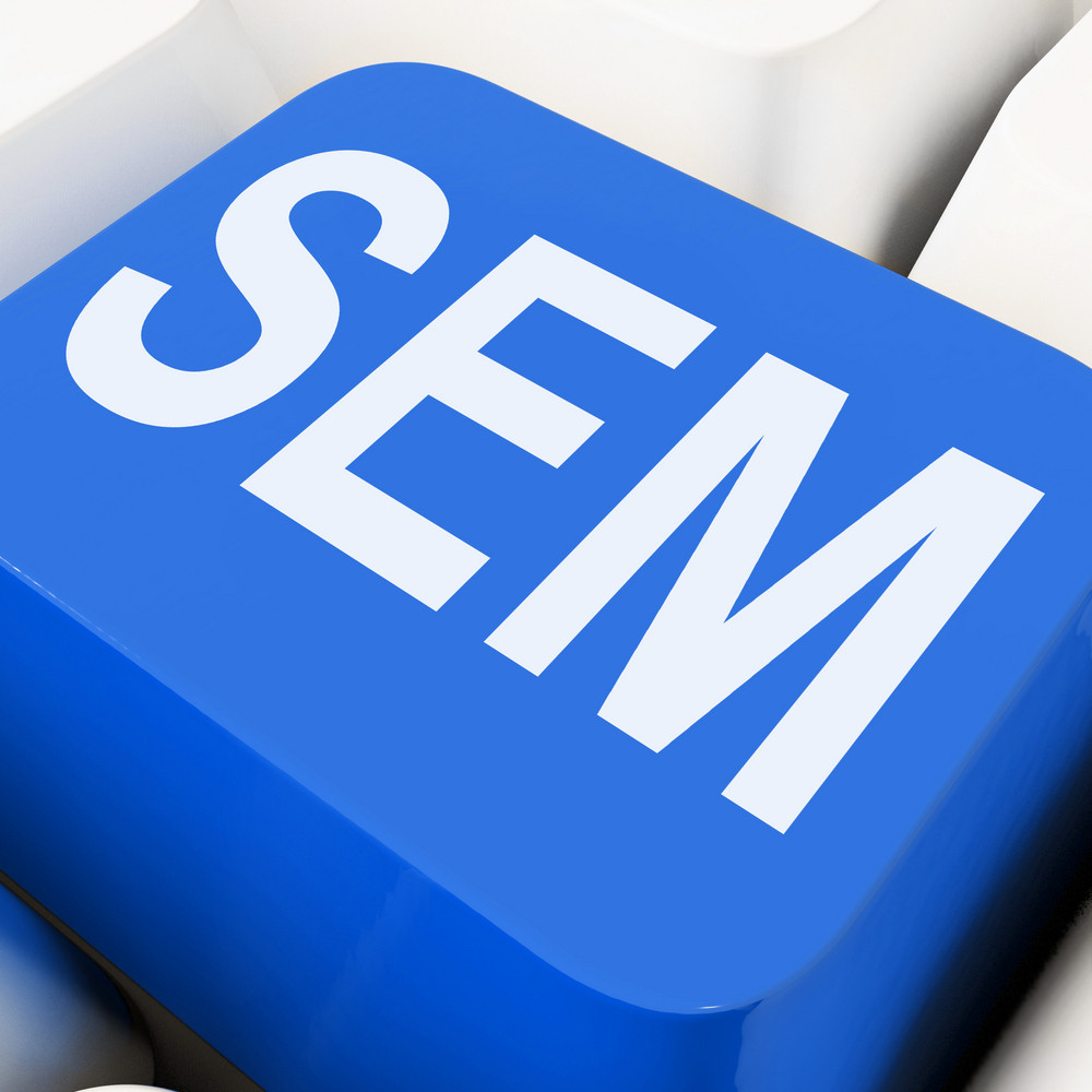 Sem Key Mean Search Engine Marketing