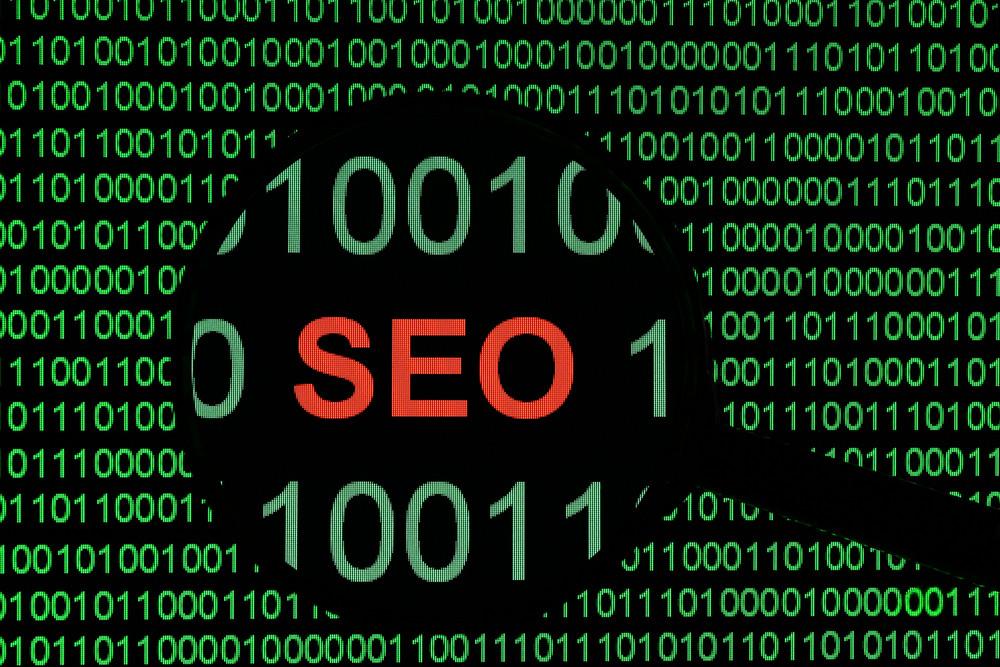 Seo On Binary Data