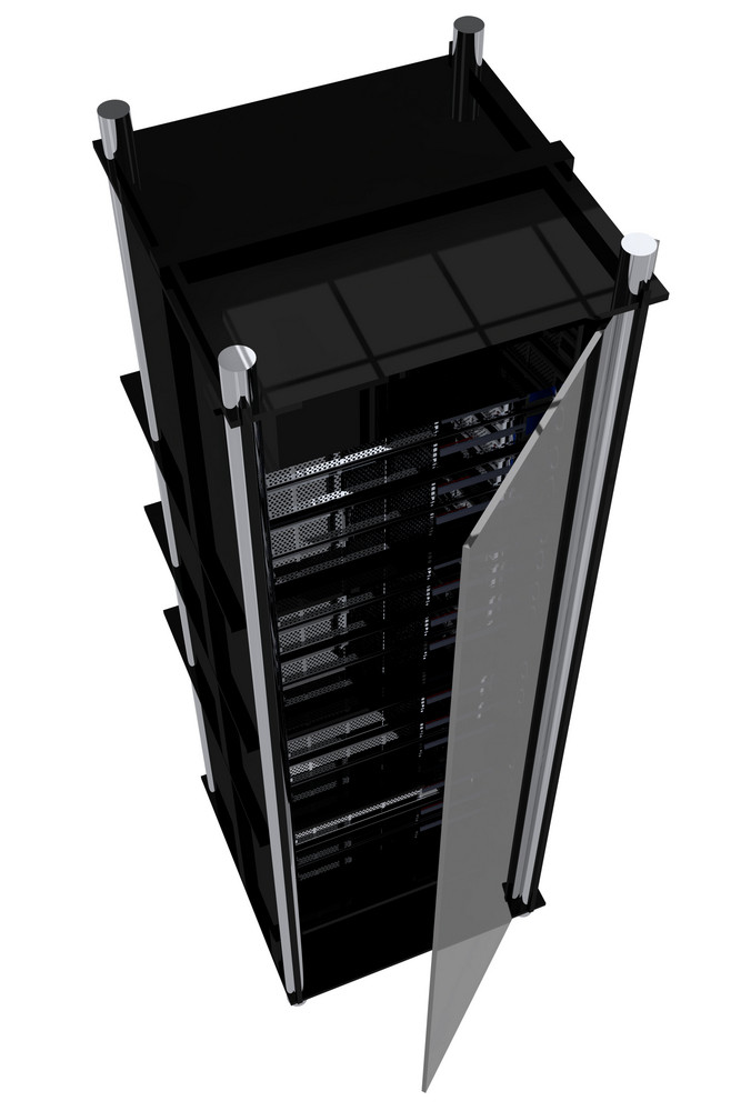 Server Rack Tower