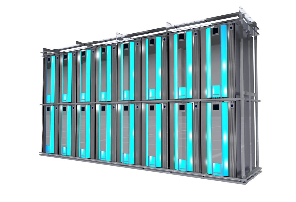 Servers Rack