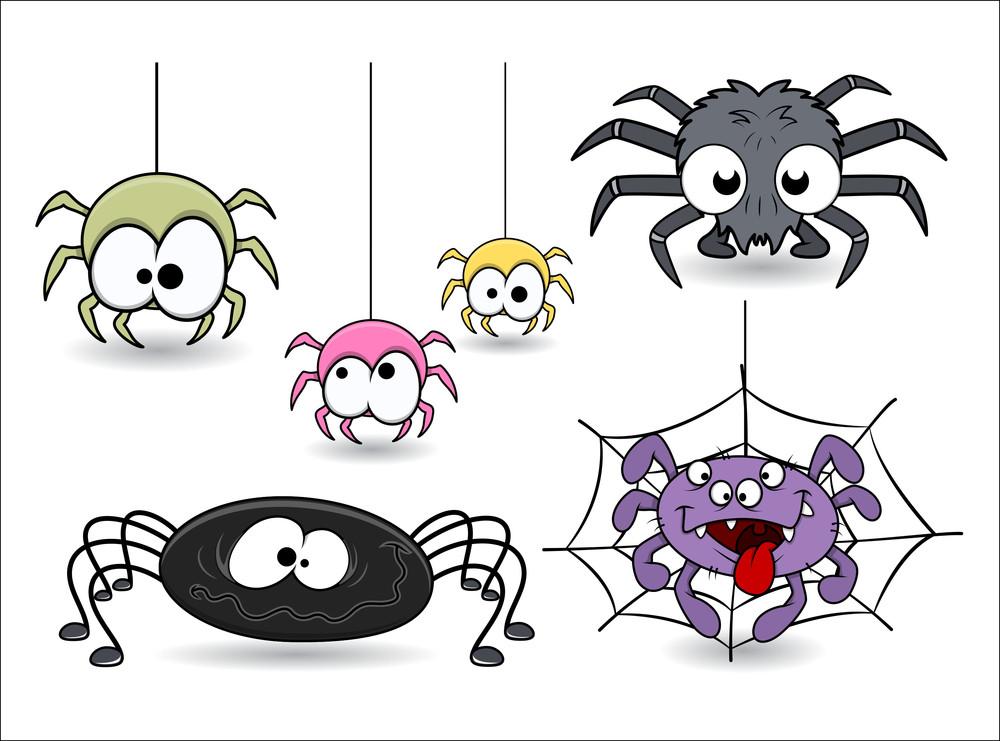 蜘蛛图片大全可爱卡通图片大全图片