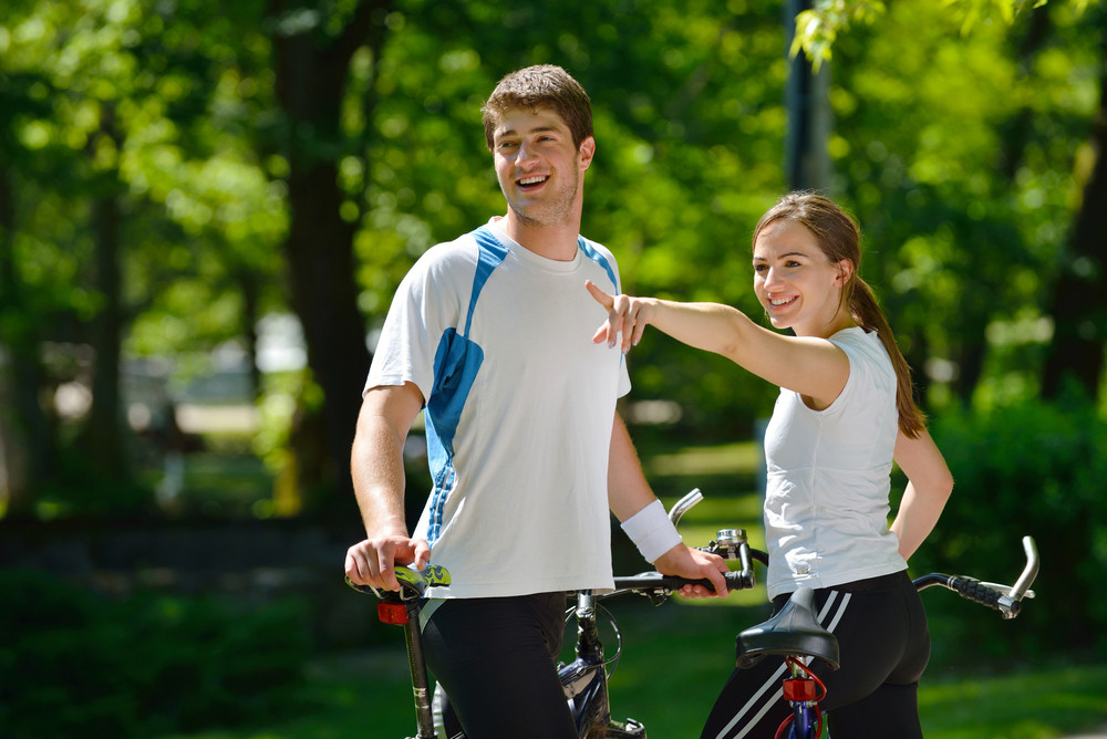Health Lifestyle Fun Love Romance Concept