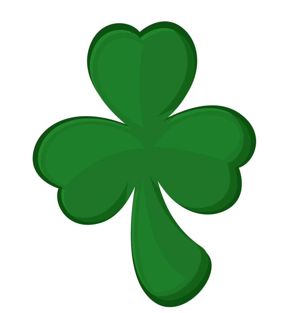 Shamrock Vector Shape