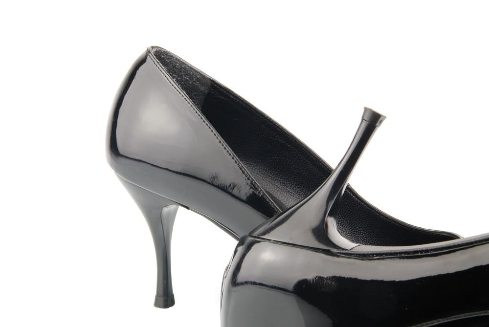 Shiny High Heel Female Shoes