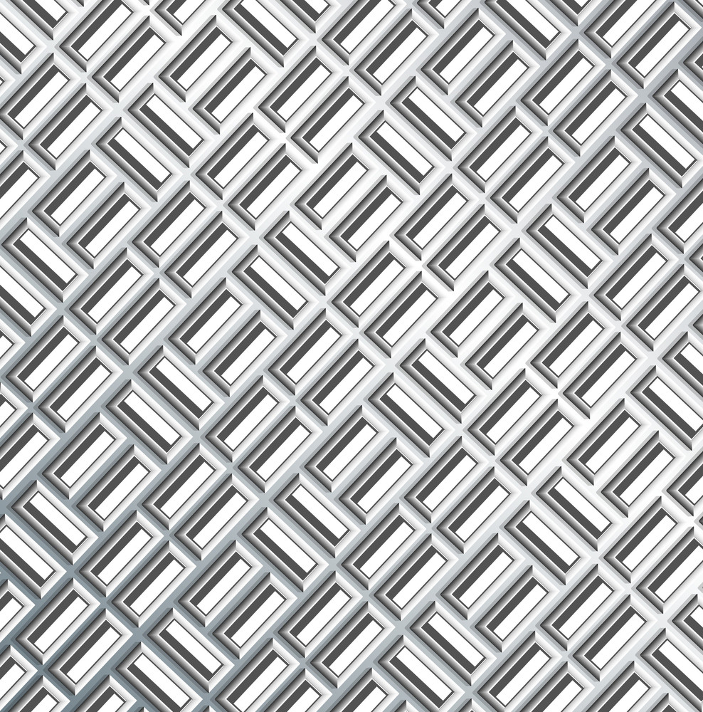 Shiny Metallic Diamond Plate