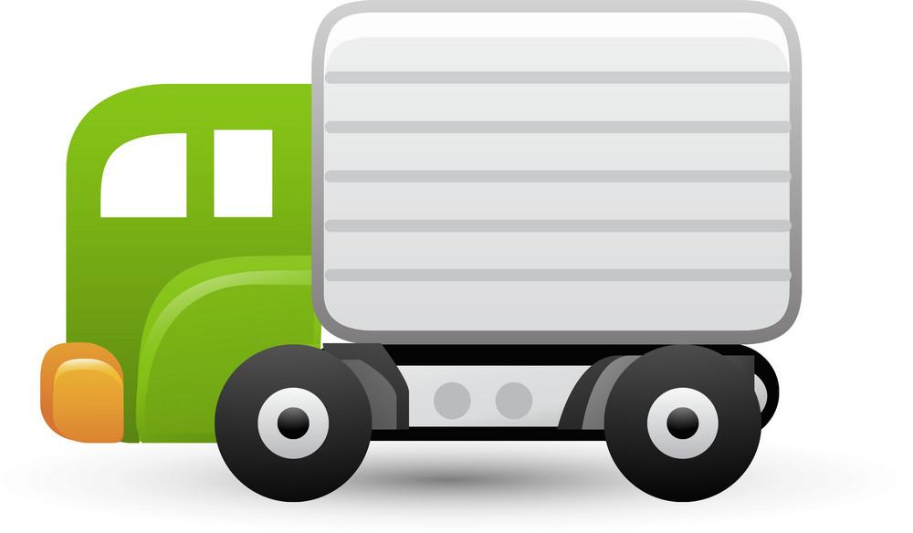 Shipping Lite Communication Icon