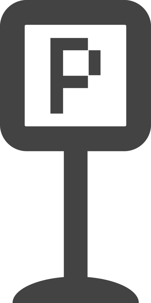 Sign 3 Glyph Icon