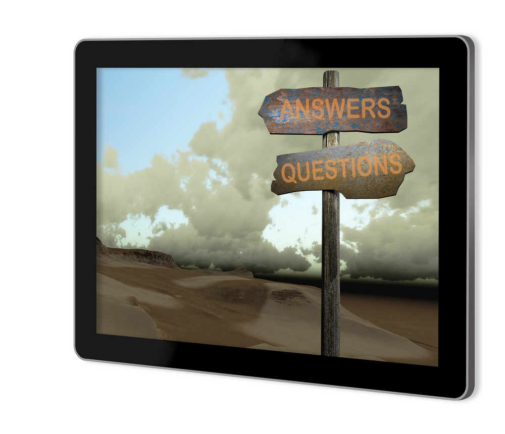 Sign Direction Answers Questions
