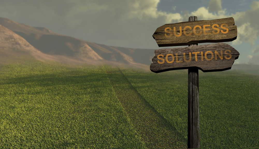 Sign Direction Success  Solutions
