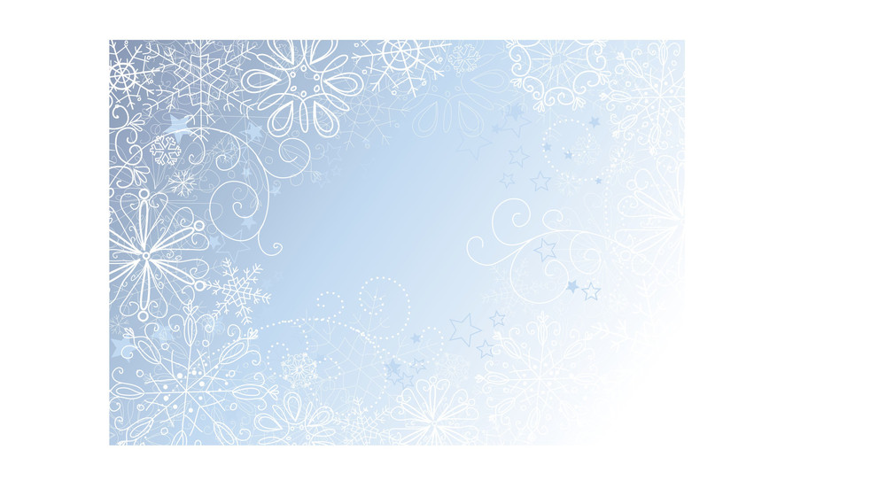 Silver Christmas Background-