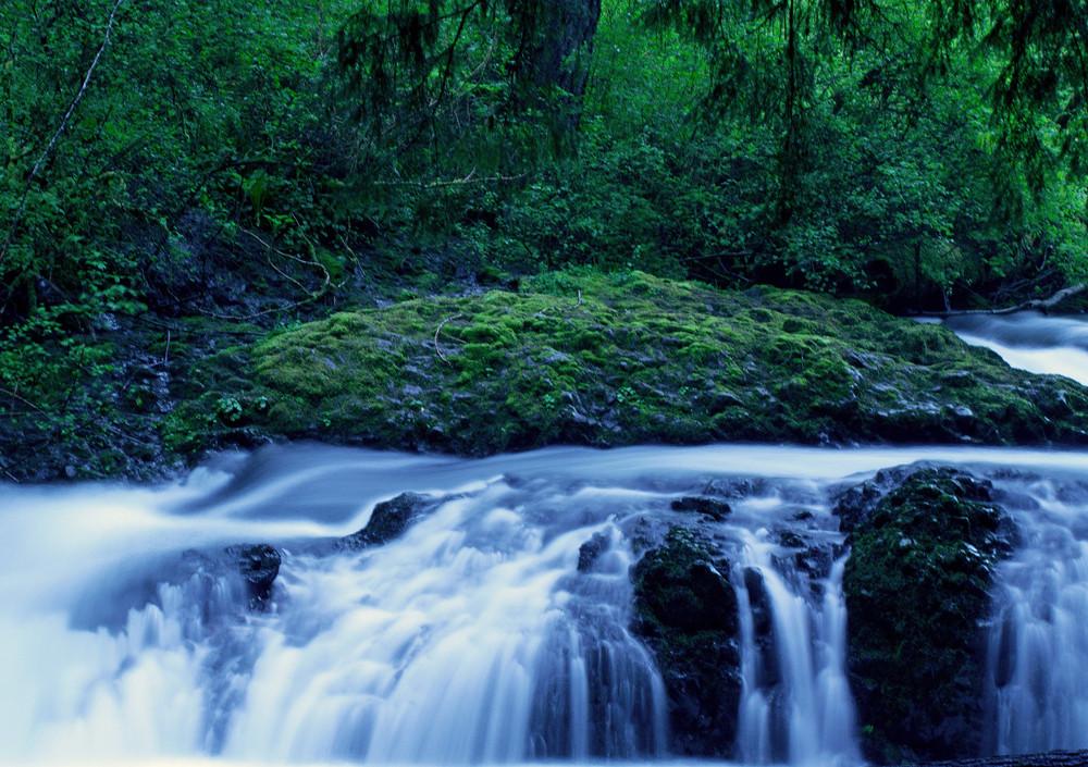 Silver Falls North Oregon