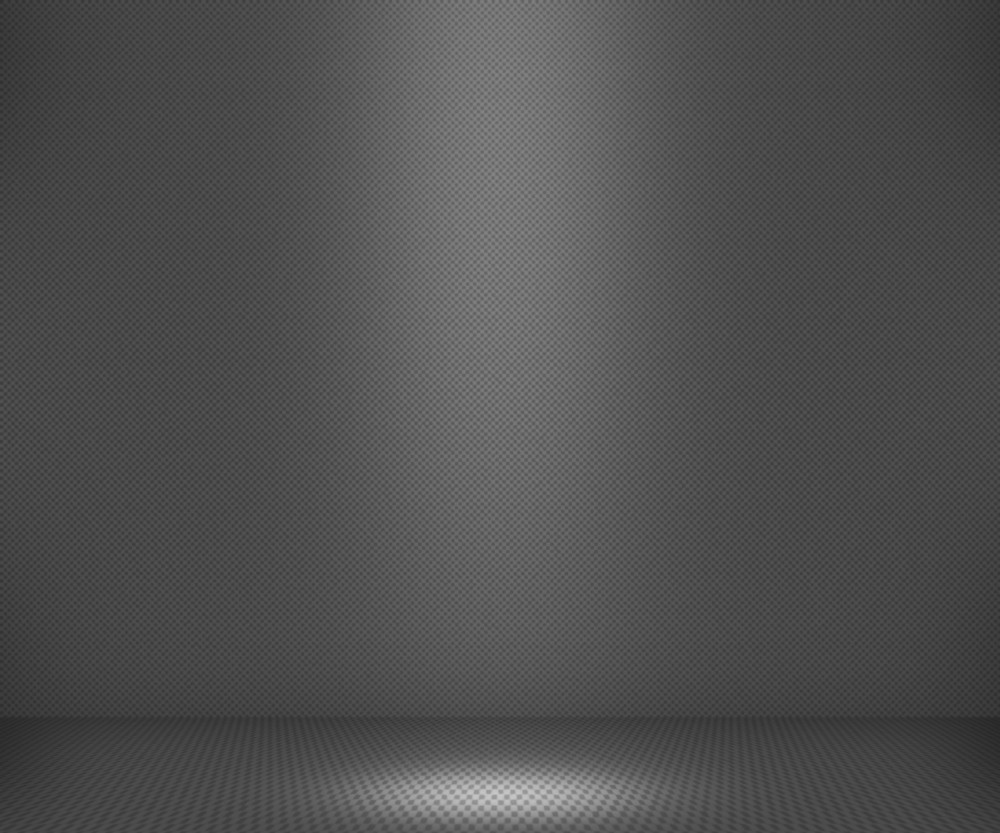 Simple Spotlight Gray Background