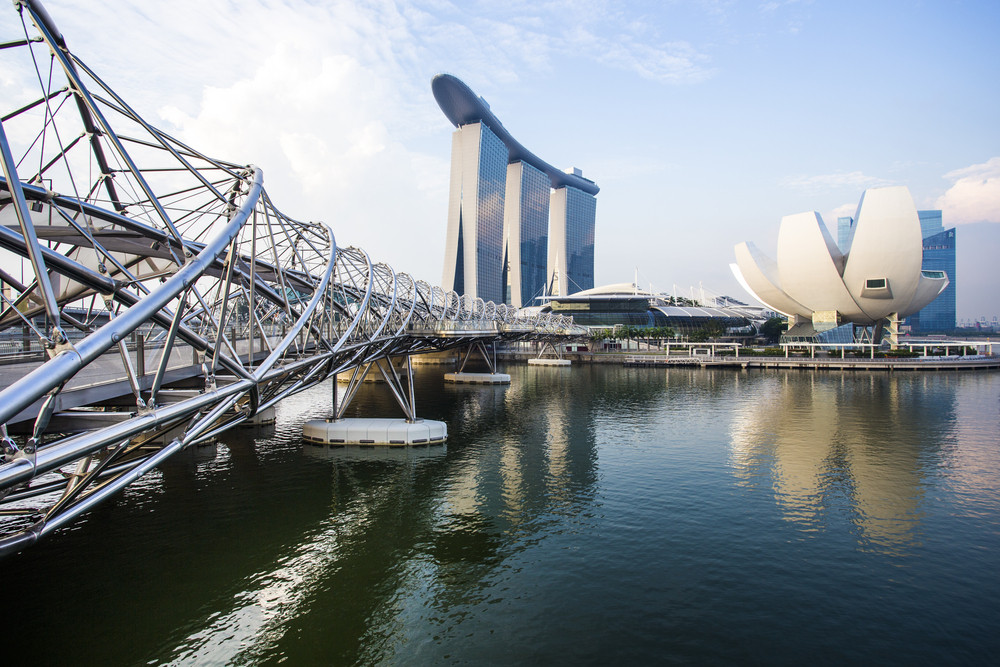 Singapore Science Museum viewpoint