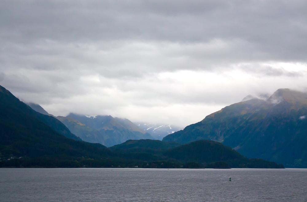 Sitka Alaska Scene