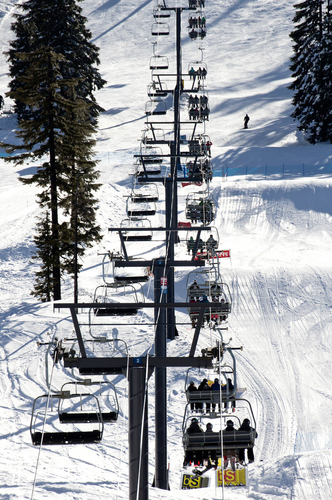 Ski Lifts Picture