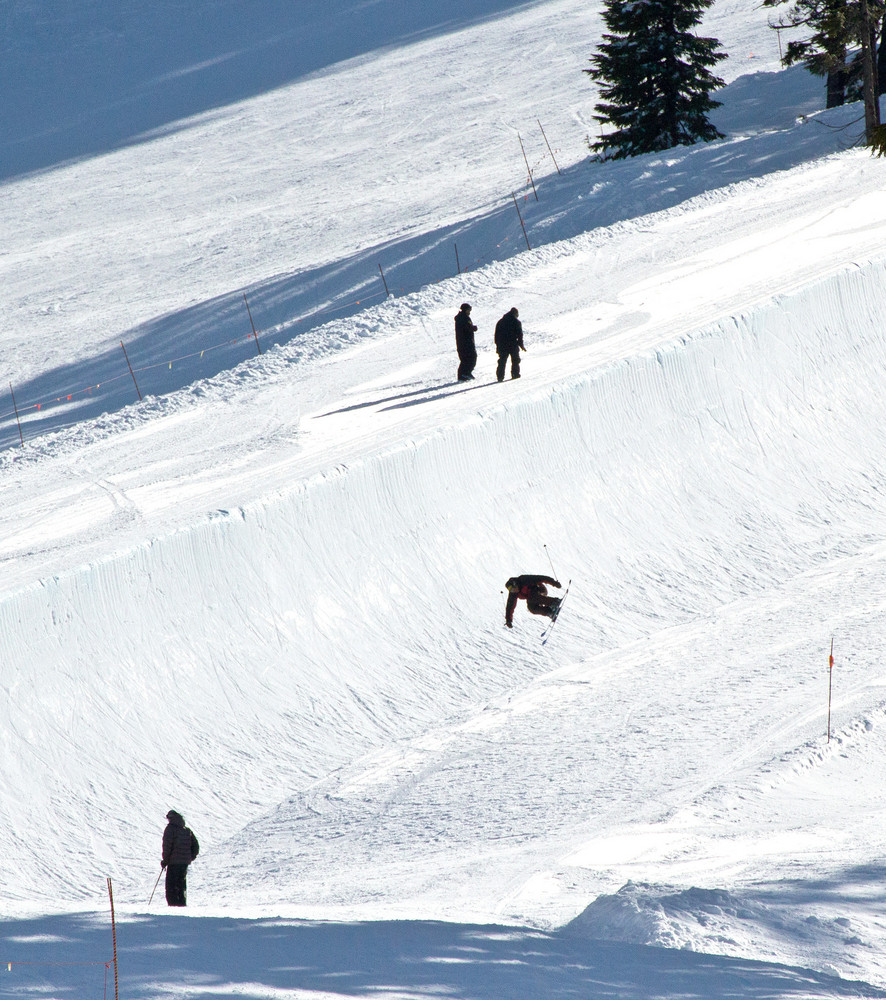 Skiers Adventure