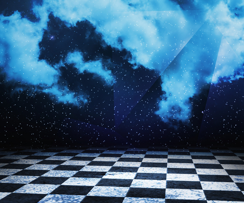 Sky Abstract Stage Background