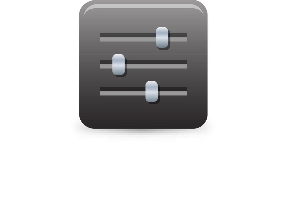Slider Settings Lite Plus Icon