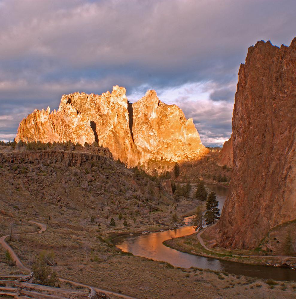 Smith Rock Sunrise
