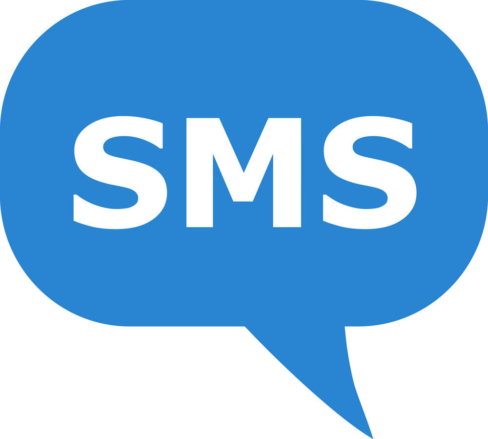 Sms Text Message Simplicity Icon