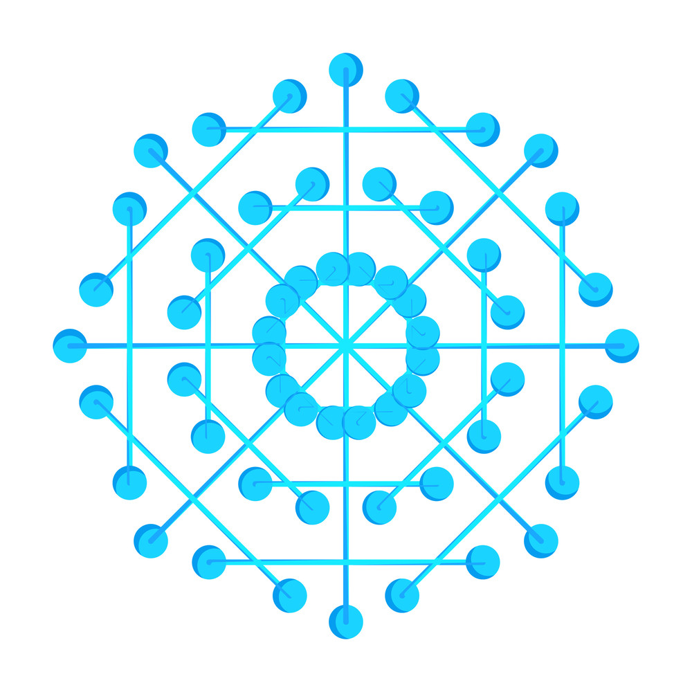Snowflake Decor Art