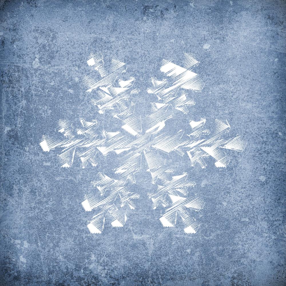Snowflake Grunge