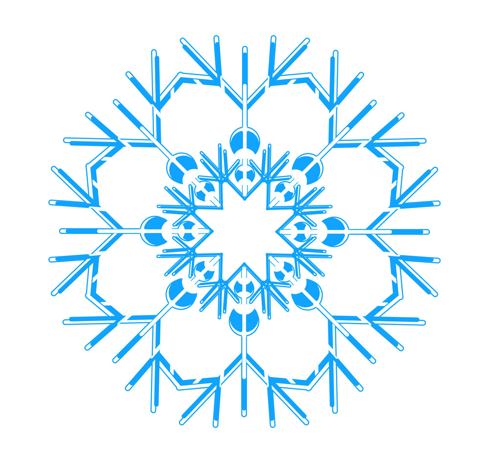 Snowflake Nature