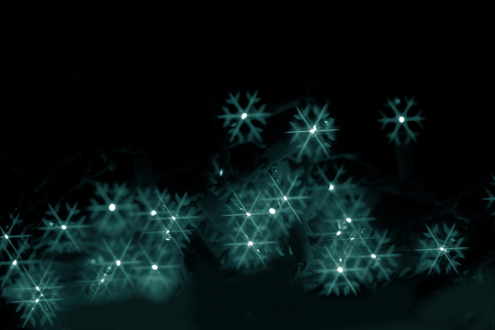Snowflakes Backdrop