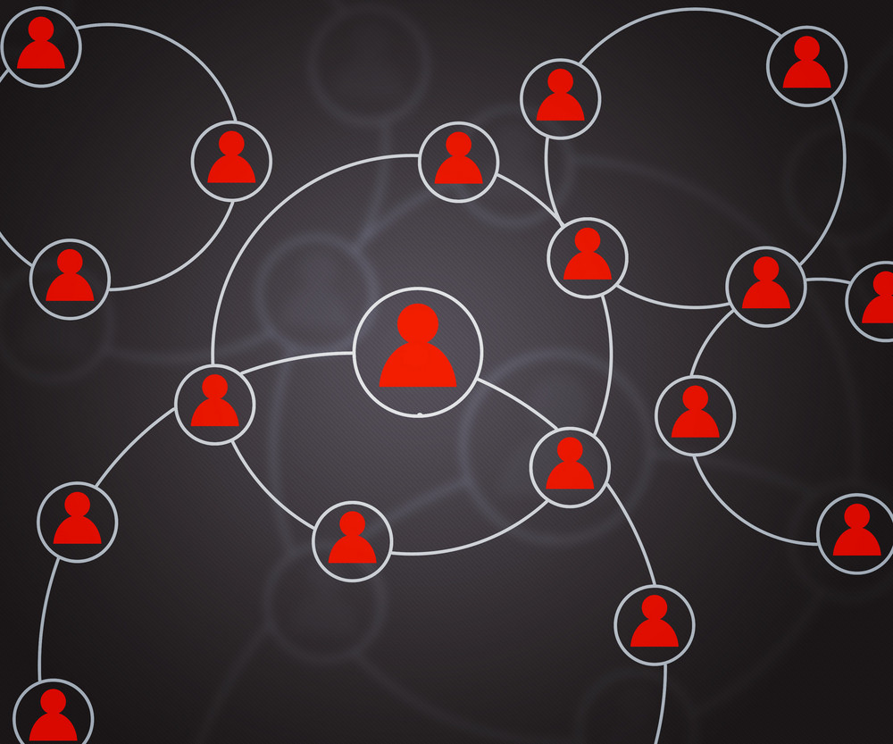 Social Network Red