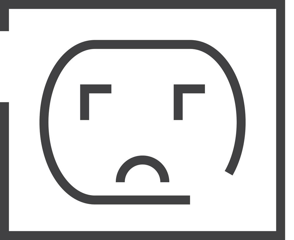 Socket 1 Minimal Icon