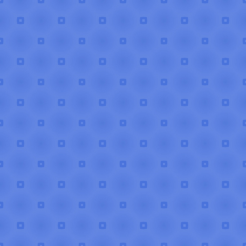 Soft Blue Dotted Pattern