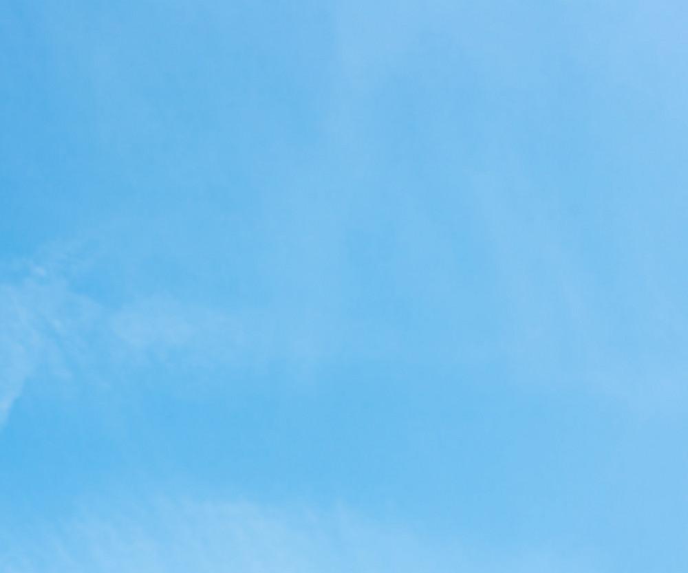 Soft Clouds Blue Background