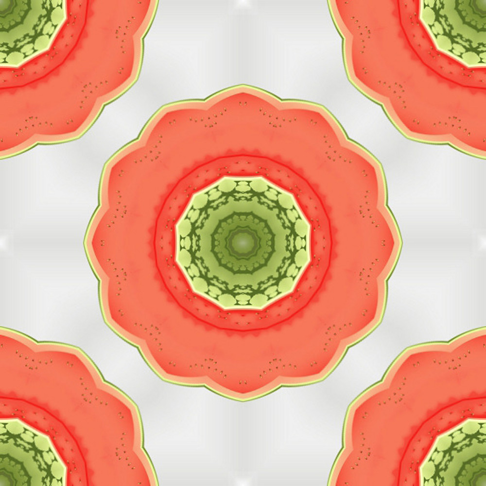 Soft Floral Pattern