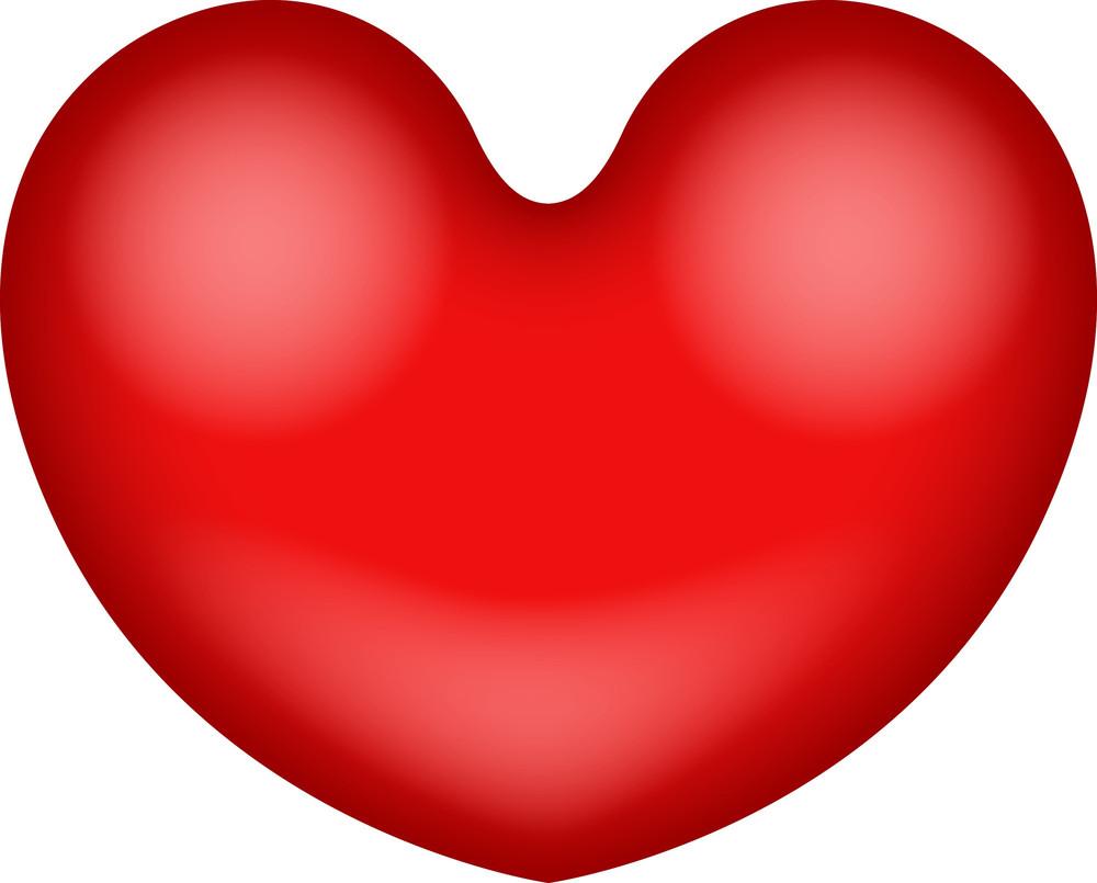 Soft Heart Balloon