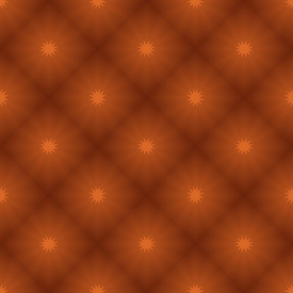 Soft Retro Stars Pattern