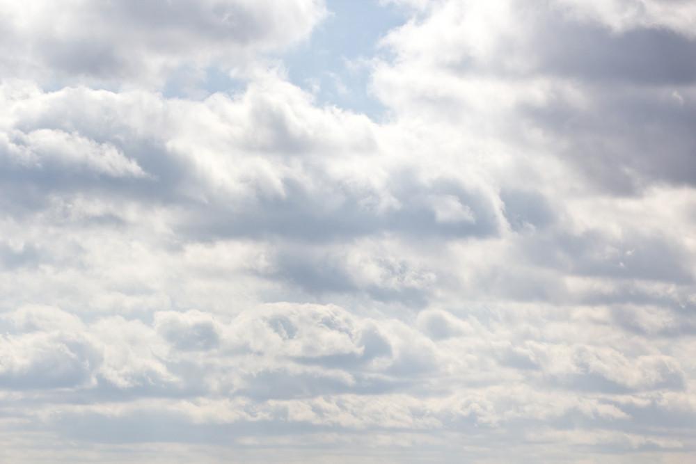 Soft Whitish Cloud Background