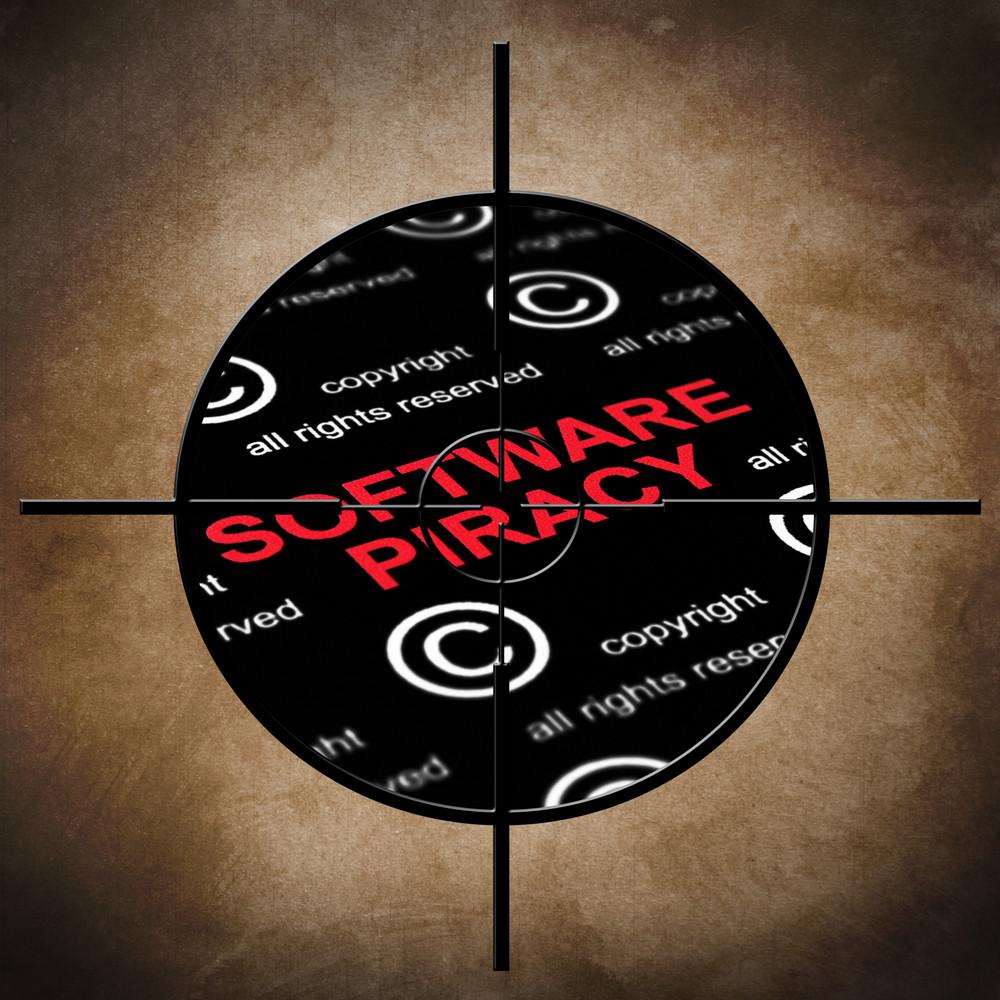 Software Piracy Target