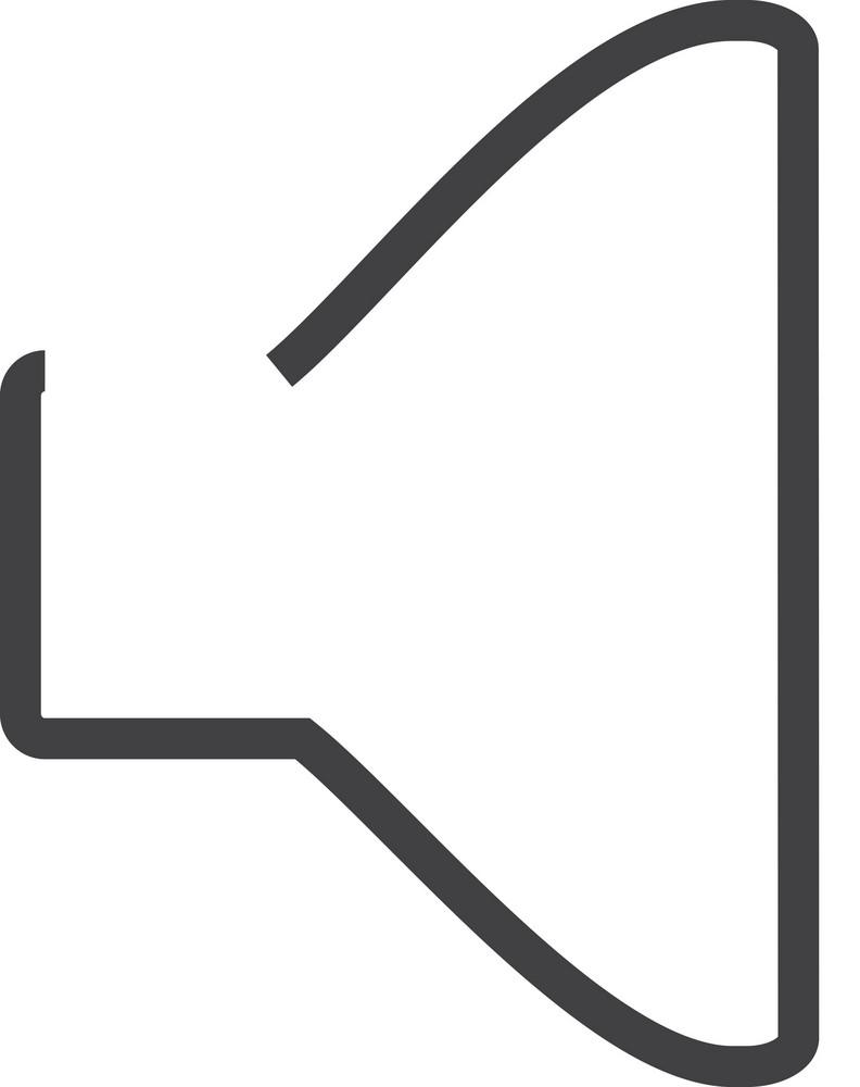 Sound 4 Minimal Icon